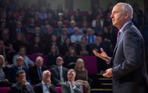 Michael Sandel 'What Money Can't Buy' Lecture at the Royal Institution